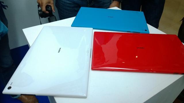 'Nokia werkt aan 8,3 inch tablet'