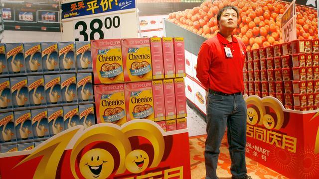 Wal-Mart breidt uit in China