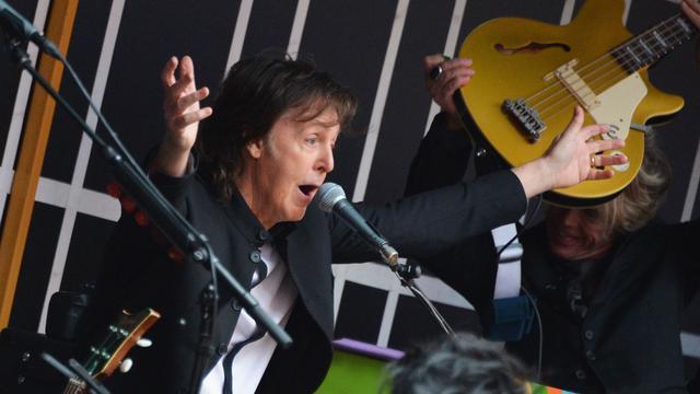 Paul McCartney vergeeft Yoko Ono eindelijk