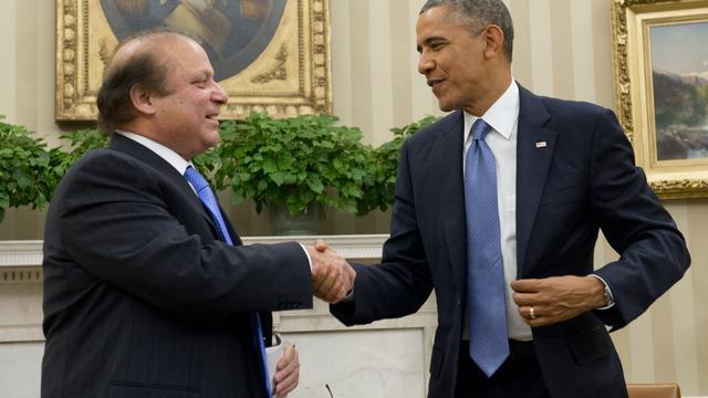 Pakistan vraagt Obama om einde drone-aanvallen