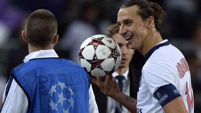 Vier goals Ibrahimovic, Bayern München veel te sterk voor Plzen