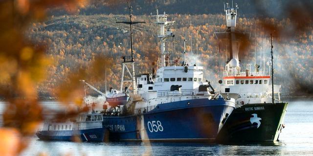 Rusland laat aanklacht piraterij vallen