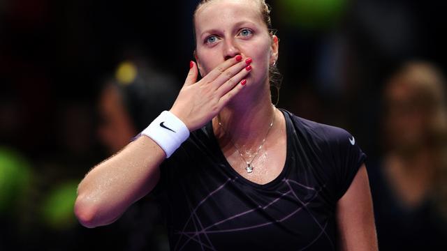 Kvitova en Na Li naar halve finale WTA Championships