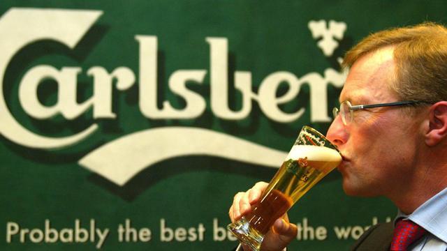 Bierbrouwer Carlsberg verkoopt in eerste kwartaal meer in Azië