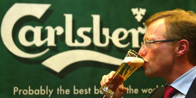 Bierverkoop Carlsberg stagneert