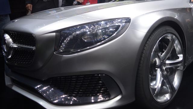 Mercedes GLA als Edition 1