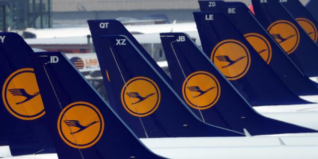 Forse winstval voor Lufthansa