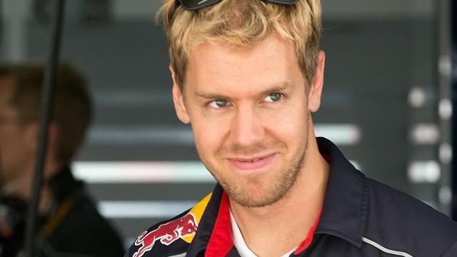 Vettel lijkt wereldtitel niet te kunnen ontgaan