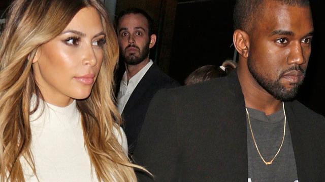 'Kim Kardashian en Kanye West sluiten huwelijkse voorwaarden'