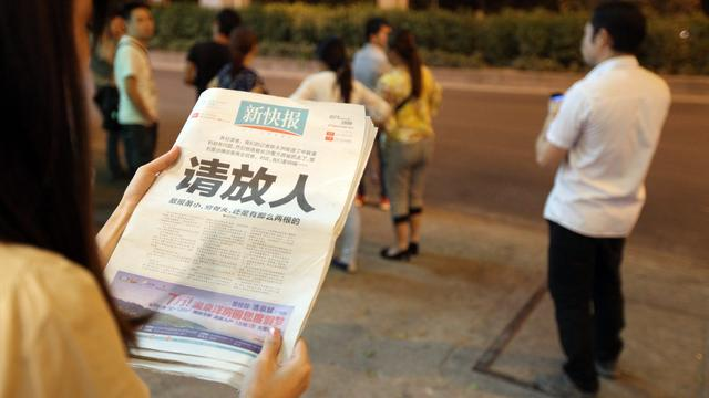 Journalist China bekent verzinnen reportages