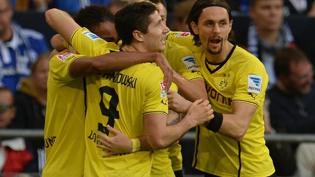 Borussia Dortmund wint 'Kohlenpottderby' van Schalke