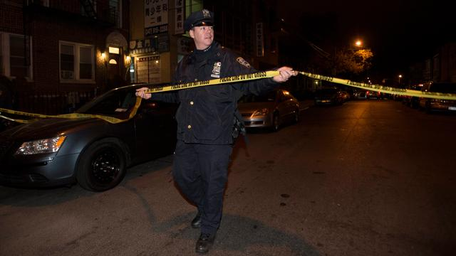 Vijf doden bij steekpartij in huis Brooklyn