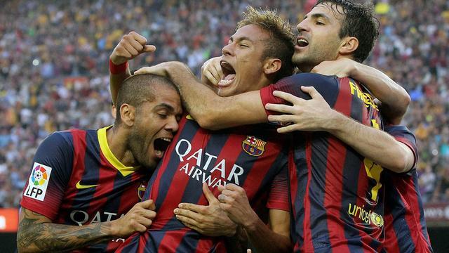 Barcelona verslaat Real Madrid in 'Clásico'