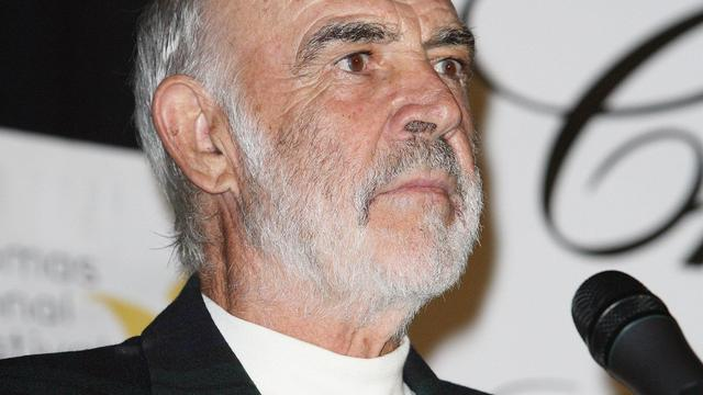 Sean Connery meest populaire Brit