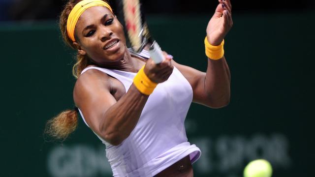 Williams klopt Li en wint WTA Championships
