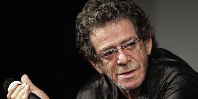 Biografie over Lou Reed in de maak