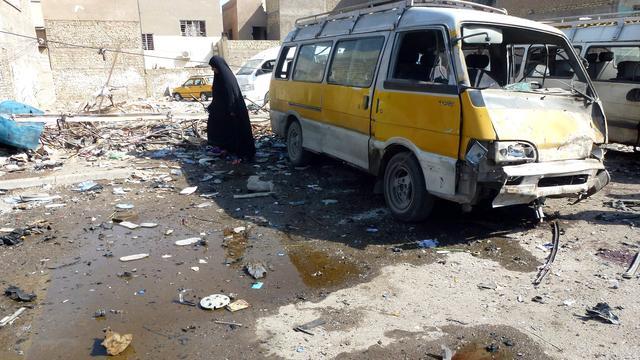 Tientallen doden door autobommen Irak