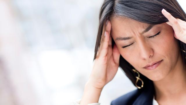 'Allergie verergert migraineaanval'