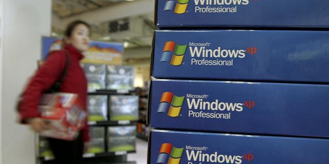 Microsoft luidt noodklok over gevaarlijk Windows XP