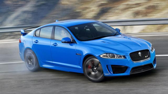 Jaguar XFR-S ruim 150.000 euro in Nederland
