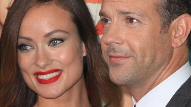 Olivia Wilde en Jason Sudeikis verwachten kind