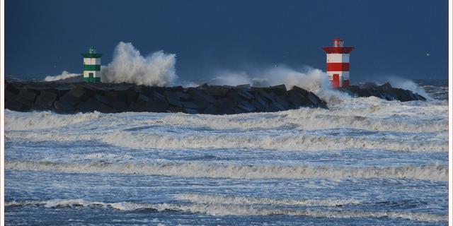KNMI waarschuwt voor zware windstoten in het weekend