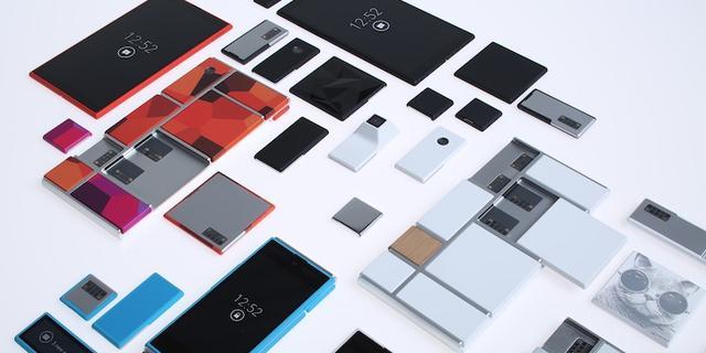 Googles modulaire smartphone lijkt vertraagd