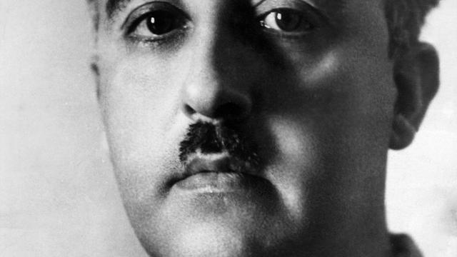 Familie verzet zich tegen opgraving van stoffelijke resten Franco