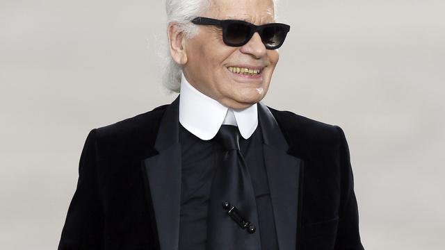 Kat Karl Lagerfeld inspiratie voor nieuwe collectie