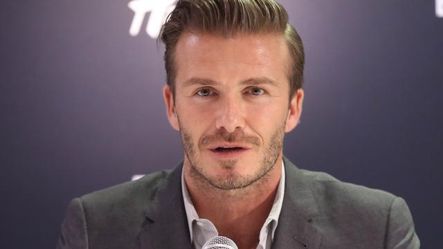 Beckham wil Major League Soccer-club oprichten in Miami