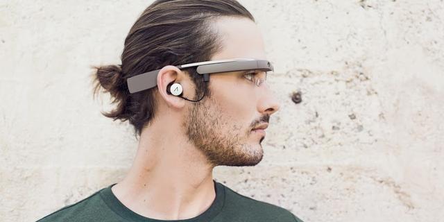 KPN test Google Glass als tweede scherm