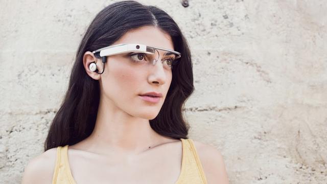 Google Glass-update laat drager foto nemen met knipoog