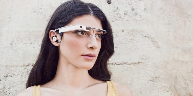 Google patenteert hologrammen voor Glass