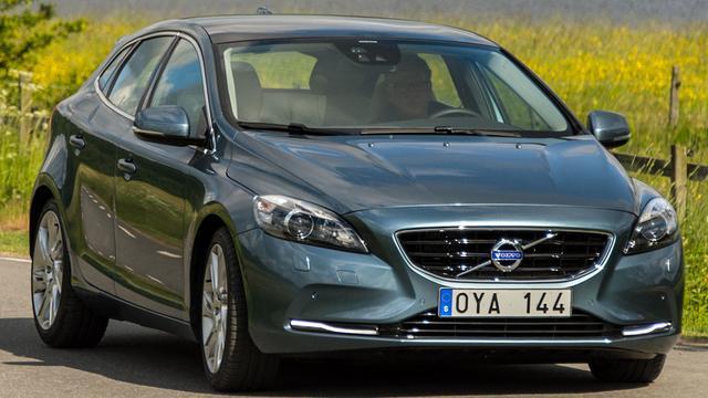 Volvo introduceert nieuwe basismotorisering voor V40
