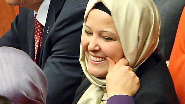Voor het eerst hoofddoeken in Turks parlement