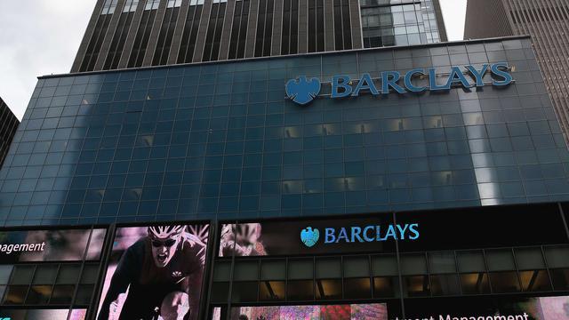 Britse bank Barclays schikt in afwikkeling Liboraffaire