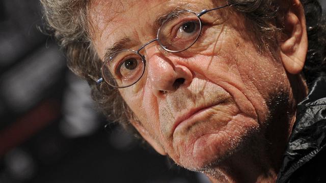 Instrumenten Lou Reed worden online verkocht