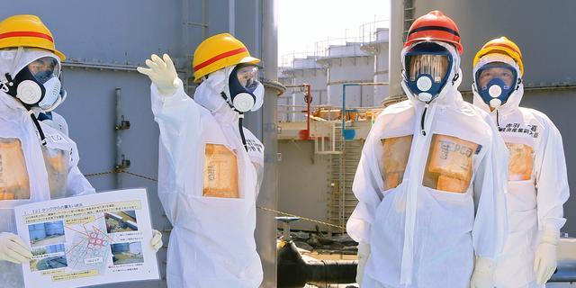 'Bewoners Fukushima waarschijnlijk nooit terug'
