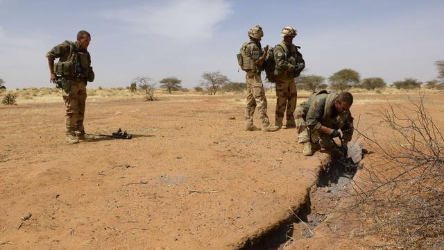 Chinezen beschermen Nederlands kamp in Mali