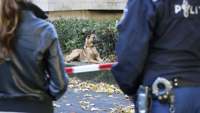 Politie lost schoten bij aanhouding