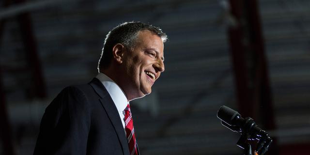 Pizzavork burgemeester New York brengt 1.800 euro op
