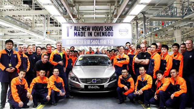 GM en Volvo verkopen meer auto's in China
