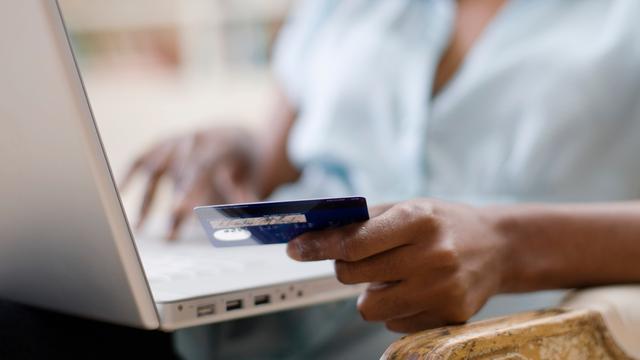 Mensen winkelen gezonder in online supermarkt