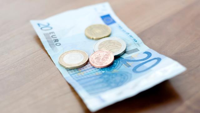Arbeidskosten eurozone minder sterk omhoog