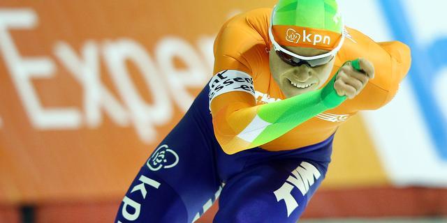 Verweij pakt goud op 1500 meter in Calgary