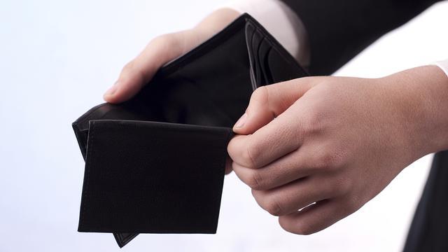 'Aantal faillissementen daalt met 10 procent'