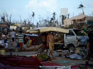 Tyfoon Filipijnen
