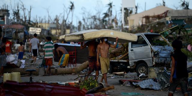 Maandag nationale tv-actie voor Filipijnen