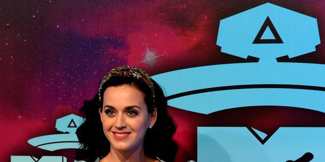 Katy Perry nog niet verloofd