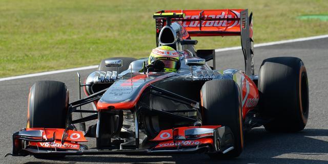 'McLaren vervangt Perez door Magnussen'
